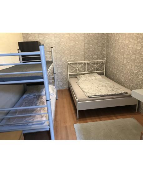 Egy szobás apartman 4 fő részére 1 éjszakára
